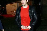 Eli Roth Leather Jacket