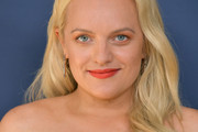 Elisabeth Moss Long Hairstyles