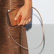 Elisabetta Canalis Hard Case Clutch