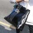 Elisabetta Canalis Leather Messenger Bag