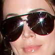 Eliza Dushku Sunglasses - Aviator Sunglasses