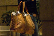 Eliza Dushku Oversized Shopper Bag
