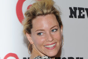 Elizabeth Banks Loose Bun