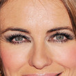 Elizabeth Hurley Beauty - False Eyelashes
