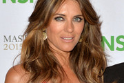 Elizabeth Hurley Long Hairstyles