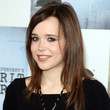 Ellen Page Hair - Medium Straight Cut