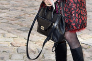 Diane von Furstenberg Cross Body Tote