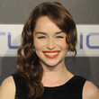 Emilia Clarke Side Sweep