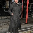 Emma Thompson Raincoat