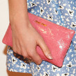 Emma Watson Handbags - Patent Leather Clutch