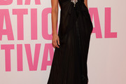 Eva Gonzalez Evening Dress