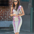 Eva Longoria Clothes - Day Dress