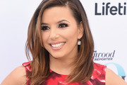 Eva Longoria Shoulder Length Hairstyles