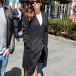 Eva Longoria Clothes - Wool Coat