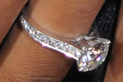 Eva Pigford Engagement Ring