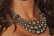 Eva la Rue Beaded Collar Necklace