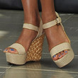 Eva la Rue Shoes - Wedges