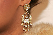 Eve Diamond Chandelier Earrings