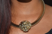 Eve Jeffers Gold Collar Necklace