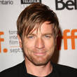 Ewan McGregor Hair - Short Side Part