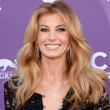 Faith Hill Hair - Long Wavy Cut