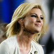 Faith Hill Hair - Medium Straight Cut