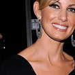 Faith Hill Sterling Hoops