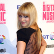Fearne Cotton Hair - Long Straight Cut with Bangs