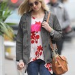 Fearne Cotton Print Blouse
