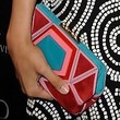 Freida Pinto Handbags - Leather Clutch