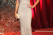 Michelle Keegan Beaded Dress