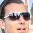 Gavin Rossdale Sunglasses - Designer Shield Sunglasses