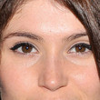 Gemma Arterton Beauty - Cat Eyes
