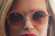 Georgia May Jagger Modern Sunglasses