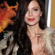 Georgina Chapman Hair - Long Curls