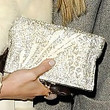 Geri Halliwell Handbags - Beaded Clutch