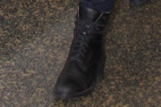 Ginnifer Goodwin Lace Up Boots