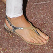 Gisele Bundchen Shoes - Thong Sandals