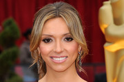 Giuliana Rancic French Twist