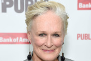 Glenn Close Short Hairstyles