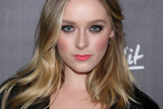 Greer Grammer Long Hairstyles
