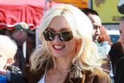 Gwen Stefani Medium Layered Cut