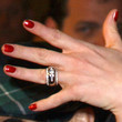 Gwen Stefani Red Nail Polish