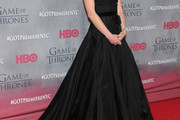 Lena Headey Evening Dress