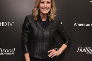 Lara Spencer Cropped Jacket
