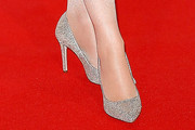 Olivia Colman Evening Pumps