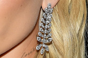 Hailey Bieber Chandelier Earrings