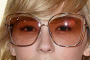 Haley Bennett Modern Sunglasses