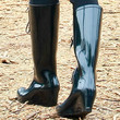 Halle Berry Shoes - Rain Boots