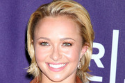 Hayden Panettiere Rocks a Short Straight Hairstyle to Tribeca Film Festival